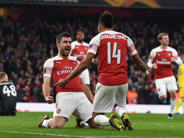 Arsenal vs Rennes: Unai Emery can use Europa League to spark Gunners revival