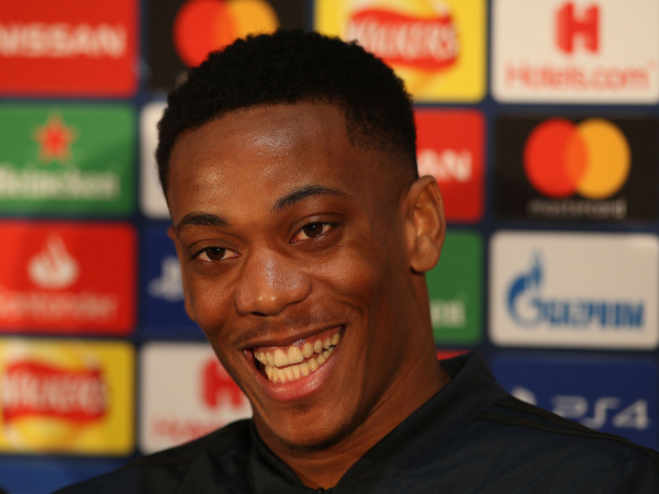 Manchester United vs PSG: Anthony Martial says it is easier to play under Ole Gunnar Solskjaer than Jose Mourinho