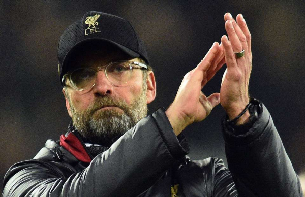 Jurgen Klopp heaps praise on Liverpool players for reaction to Leicester and West Ham draws