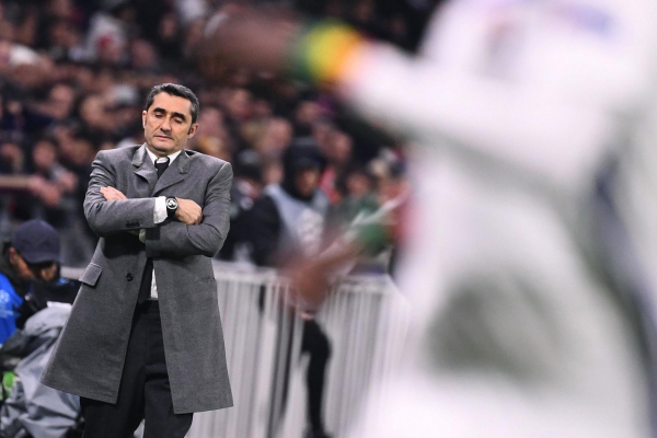 Barcelona need Ernesto Valverde to show greater ambition in the Champions League… and a fully fit Lionel Messi