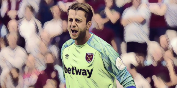 Fabianski: I'm very happy at how things are going at West Ham