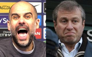 Pep Guardiola hints at why he chose Manchester City job over Chelsea