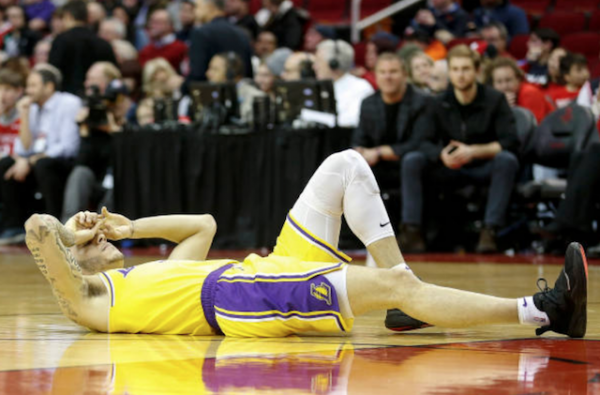 Lakers Injury Update: Lonzo Ball Suffering From Bone Bruise In Sprained Left Ankle