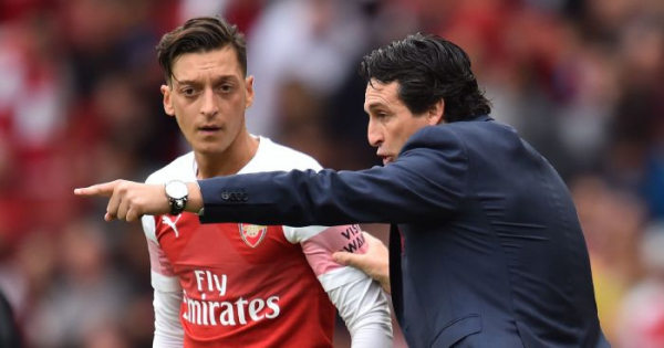 'Ozil could be Arsenal's Neymar – by getting Emery sacked'