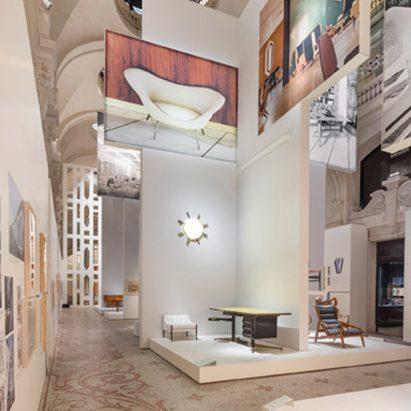Gio Ponti exhibition at Musée des Arts Décoratifs examines the designer's six-decade career