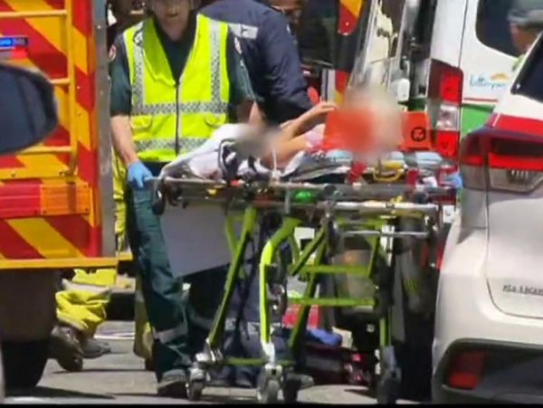 Woman cut free from car after truck collision in Mundijong