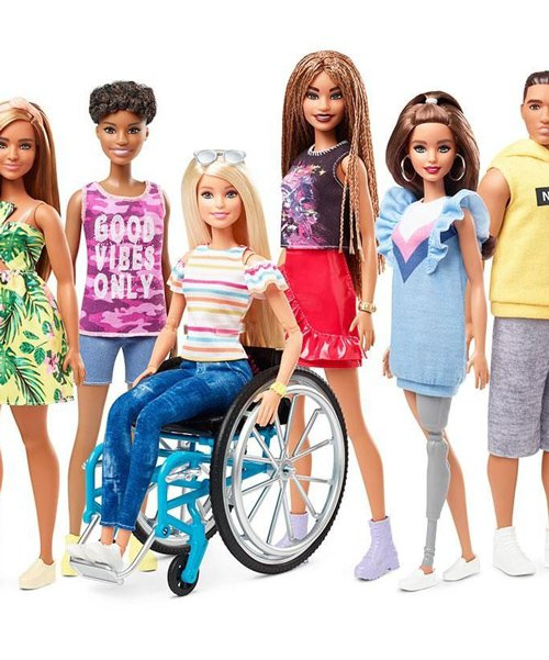 barbie gives inclusivity another try with new wheelchair and a prosthetic limb