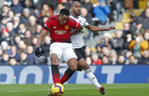 Ole Gunnar Solskjaer says Martial can reach Ronaldo's level after solo goal v Fulham