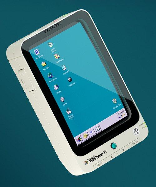 the 1995 microsoft smartphone that you wish you had