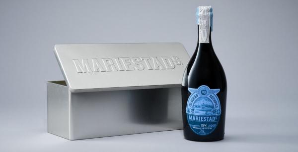 Mariestads  beer packaging