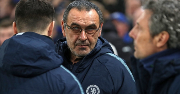 Sarri can't see why Chelsea's season is 'a disaster'