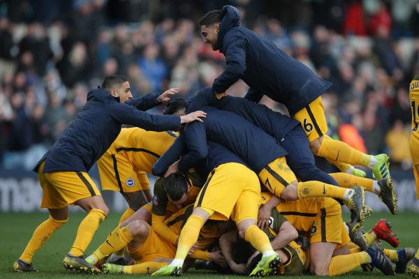 FA Cup semi-final draw: Man City to face Brighton at Wembley as Watford draw Wolves