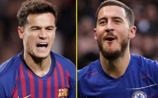 Philippe Coutinho to Chelsea: Blues eyeing up transfer swoop for £85M Barcelona ace as replacement for Eden Hazard