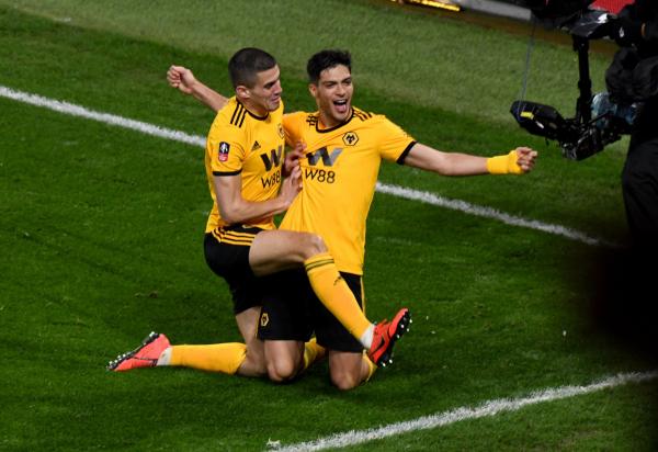 FA Cup semi-final draw: Brighton earn Manchester City clash at Wembley