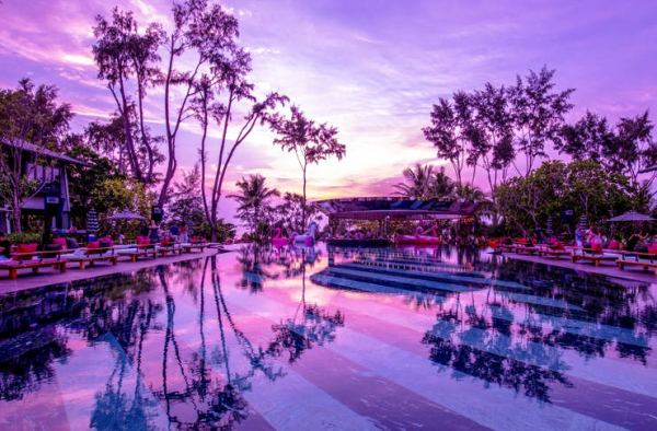 Ditch The City, This Beachfront Hotel Is Transforming Into An Immersive Music Festival