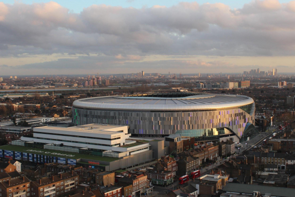 New Tottenham stadium test event LIVE: Spurs U18s vs Southampton U18s as £1bn ground stages first match