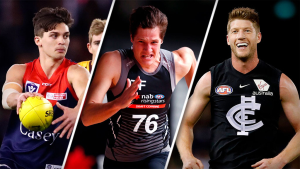 All the latest SSP signings: Dees, Suns nab mids