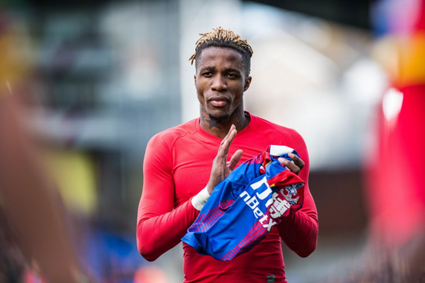 The reason Wilfried Zaha misses Crystal Palace's FA Cup quarter-final clash with Watford