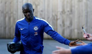 Photo: N'Golo Kante shows his CLASS again with lovely gesture after Chelsea crush Dynamo Kiev