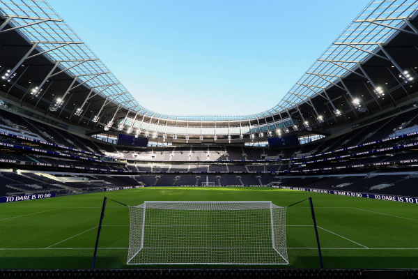 New Tottenham stadium receives glowing early review from John McDermott: It looks unbelievable!