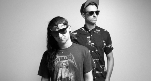 Skrillex and Boys Noize are playing a warehouse party during Miami Music Week