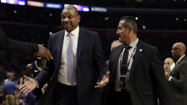 Double ejection: Clippers' Doc Rivers, Bulls' Jim Boylen ejected for arguing calls