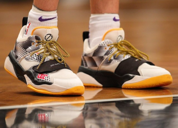Lonzo Ball Informed Lakers He Would Wear Kobe Bryant's Signature Shoe If Big Baller Brand Model Was Factor In Ankle Injuries