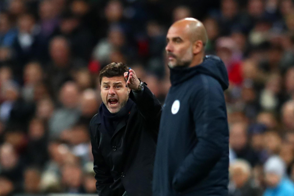 Tottenham vs Man City offers Mauricio Pochettino a free hit with all the pressure on Pep Guardiola
