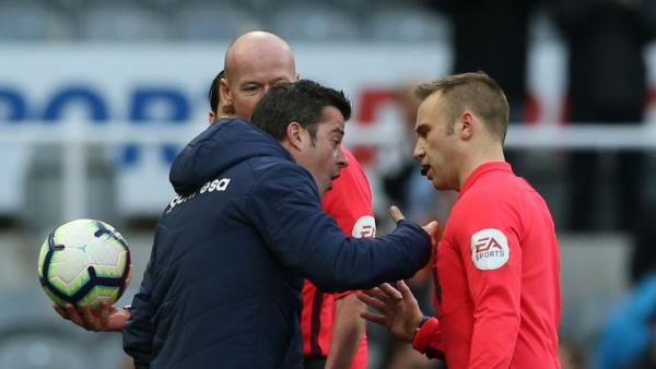 Silva fined over Newcastle incident