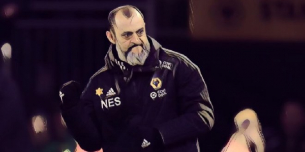 Nuno Espirito Santo 'proud' of Wolves after Manchester United win