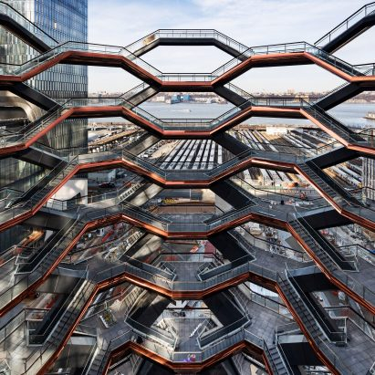 Heatherwick's Vessel at Hudson Yards claims ownership of visitor's photography
