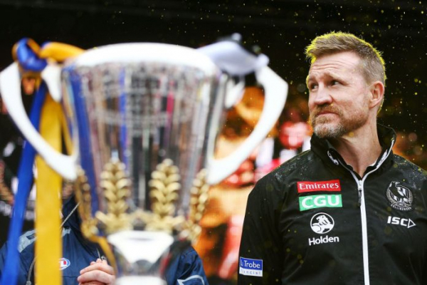 Only four teams can win: Malthouse
