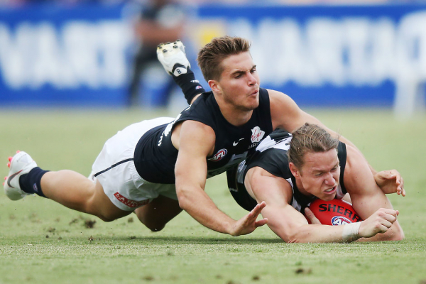 Concussed Magpie defender expects to be fit for round one