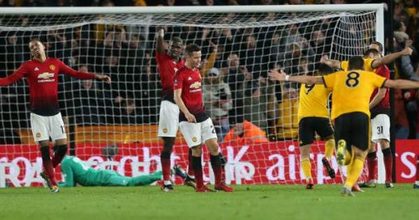 Fearsome Wolves show Solskjaer how far United still have to go