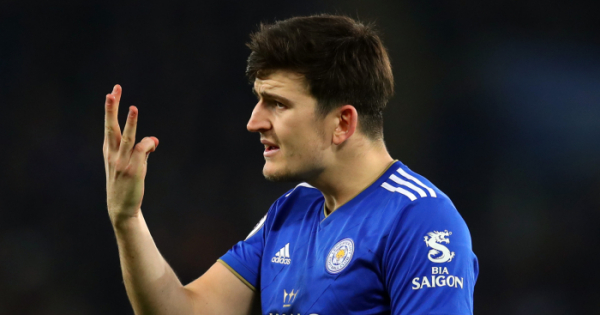 Leicester set huge asking price for Man Utd target Maguire – report