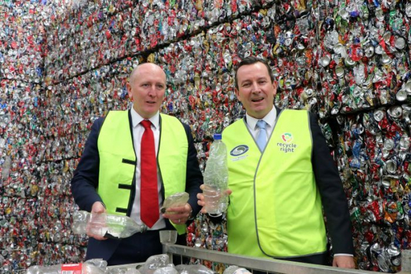 Conflict of interest concerns arise over who will control WA container deposit scheme