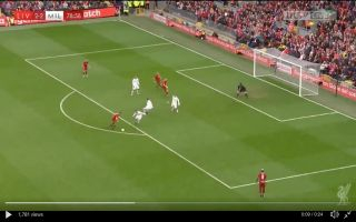 Video: Steven Gerrard scores sublime solo goal to win match for Liverpool Legends