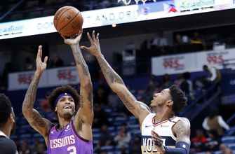 Jackson, Booker lift Suns over Pelicans in OT, 138-136