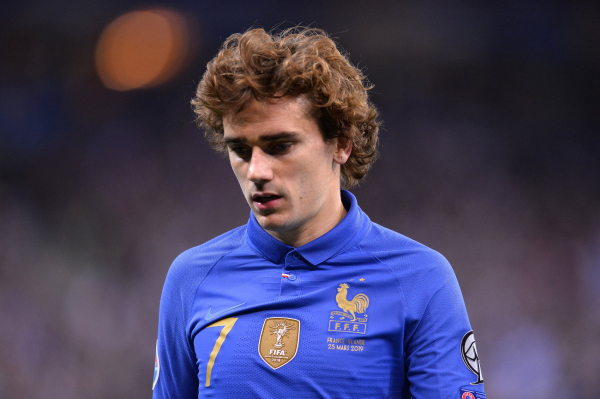 Antoine Griezmann breaks silence on Barcelona transfer link