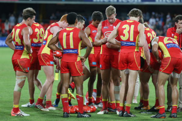 """AFL great declares Suns will only win """"one or two"""" games in 2019"""