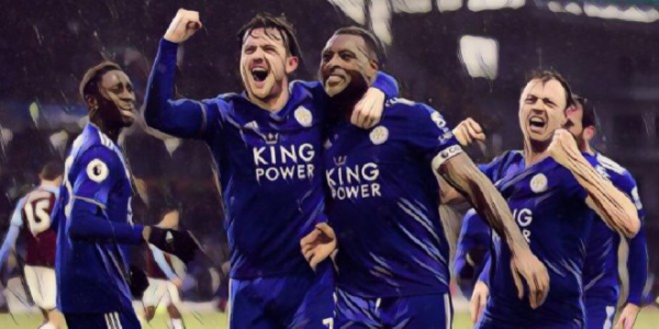 Rodgers impressed with 10-man Leicester's 'energy and positive attitude' against Burnley