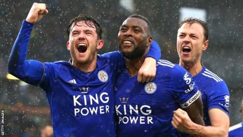 Morgan scores late winner as 10-man Leicester beat struggling Burnley