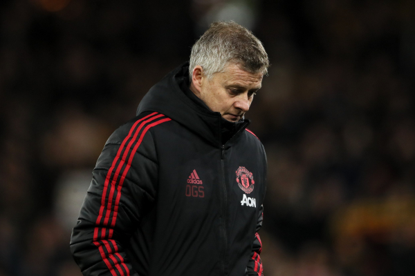 Ole Gunnar Solskjaer demanded urgency from Manchester United players in team talk during Wolves defeat
