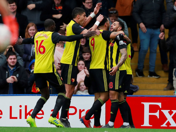 Watford vs Crystal Palace result: Super sub Andre Gray fires Hornets into FA Cup semi-finals