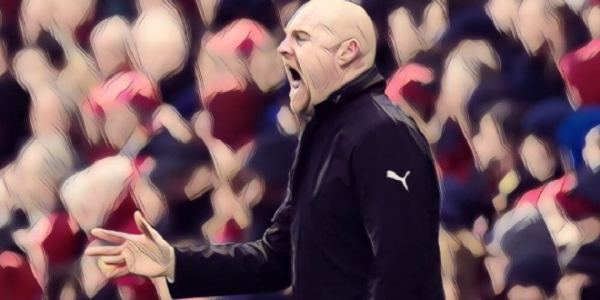 Dyche says Burnley 'didn't get to grips with the game' after Leicester's early red card
