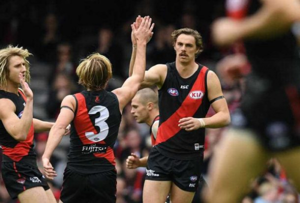 Daniher blow for Bombers