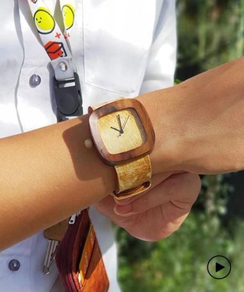 mycotech creates the world's first watch made from mushroom mycelium