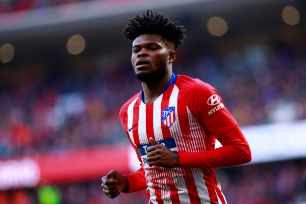 Arsenal and Man City transfer links excite Atletico Madrid star Thomas Partey