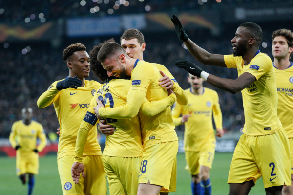 Europa League power rankings: Chelsea and Arsenal in contention at quarter-final stage