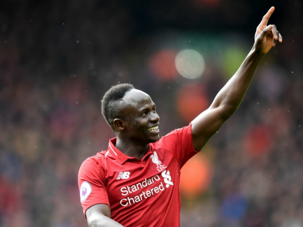 Sadio Mane reaches Liverpool milestone with brace against Burnley